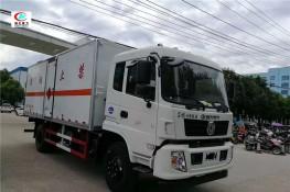 东风6.1米爆破器材运输车【一类】
