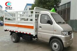 东风俊风3.3米气瓶运输车【二类 蓝牌】