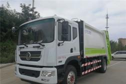 (10-12方)东风D9压缩垃圾车