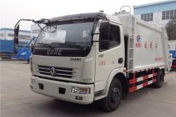 (8方)东风多利卡D7压缩垃圾车