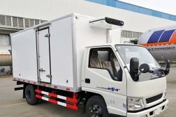 (厢长4.2米)江铃新顺达冷藏车