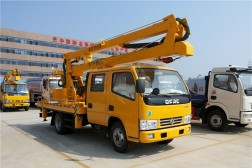 (12-16米)东风双排折叠臂高空作业车