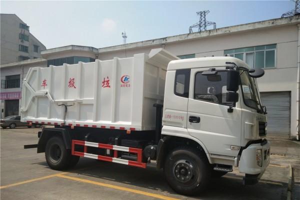 (12方)东风专底对接垃圾车