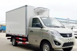(厢长2.8米)福田奥铃T3冷藏车
