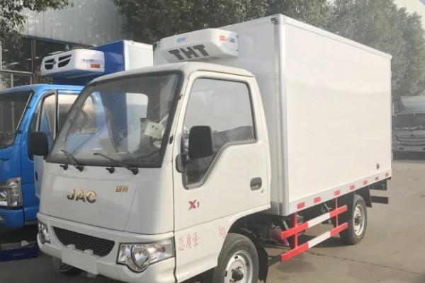 (厢长3.1米)江淮康铃X1冷藏车