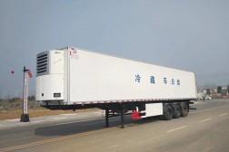 (厢长13.3米)半挂冷藏车