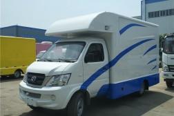 (厢长3.2米)北汽昌河售货车