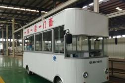 新能源售货餐车