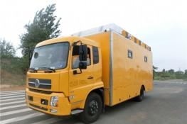 (厢长6.4米)东风天锦餐车
