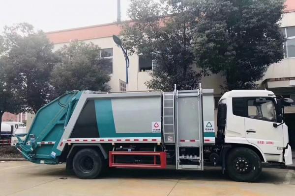 (4+8方)东风天锦分捡垃圾车