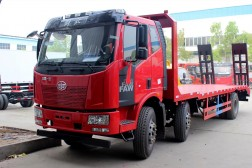 6X2小三轴【15-25吨】平板运输车