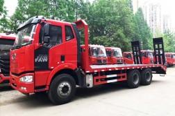 6X4后双桥【15-25吨】平板运输车