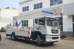 (20-22米)东风D9折叠臂高空作业车