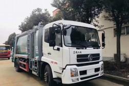 国六·东风天锦(5+10方)分捡垃圾车